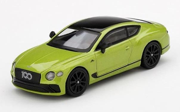 MINI GT 1/64 ベントレー コンチネンタル GT リミテッドエディション パイクスピーク(右ハンドル)