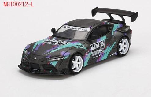 MINI GT 1/64 HKS GR スープラ SEMA 2019 プレゼンテーション (左ハンドル)