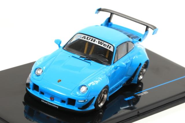 ixo 1/43 RWB 993 Blue