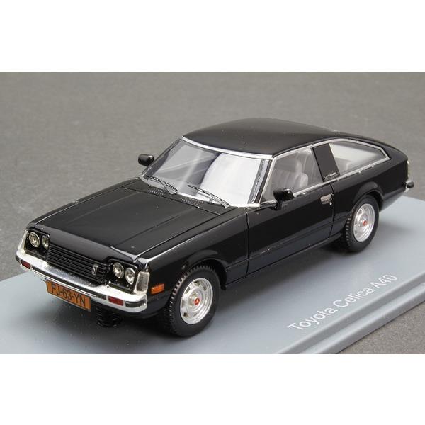 1/43 トヨタ セリカ A40 1978 (ブラック)