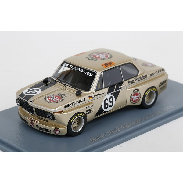 【NEO】 1/43 BMW 2002 Warsteiner DRM 1975 No,69