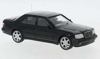 NEO 1/43 AMG Mercedes-Benz E60 W124 Black
