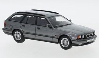 NEO 1/43 BMW 530i Touring (E34) Metallic Grey