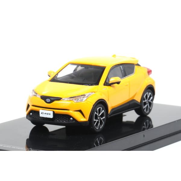【オーバーステア】 1/64 Toyota CH-R 2017 イエロー