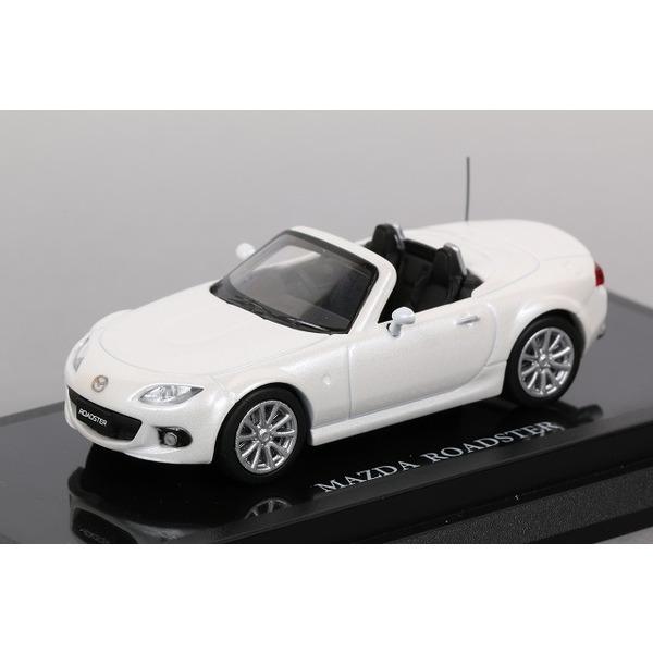 【オーバーステア】 1/64 マツダ ロードスター RS 2013 (ホワイト)