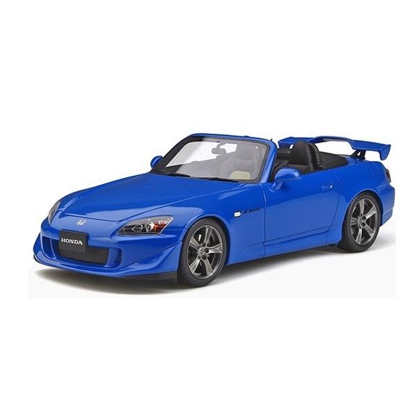 【OTTO】 1/18 ホンダ S2000 タイプ S(ブルー) 世界限定 1,500個