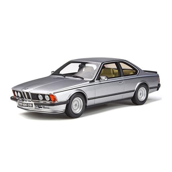 【OTTO】 1/18 BMW 635 CSI (E24)(シルバー)世界限定 2,000個