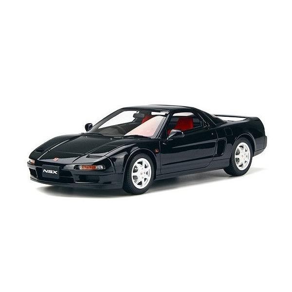 【OTTO】 1/18 ホンダ NSX タイプR(ブラック) 限定 300台  ※Kyosho特注