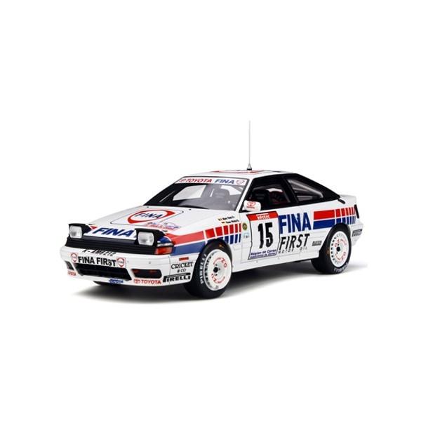 【OTTO】 1/18 トヨタ セリカ GT-Four (ST165) ツール・ド・コルス 1991 (ホワイト/ブルー/レッド)世界限定 2,000個