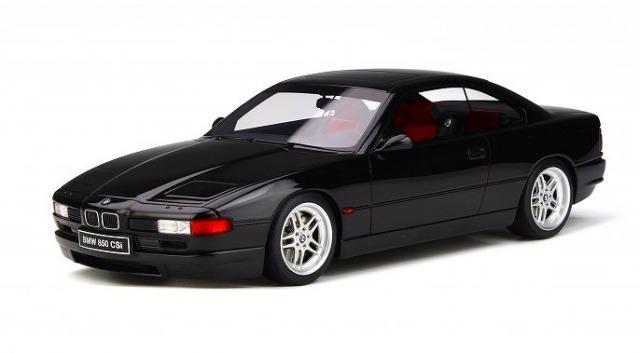 [OTTO] 1/18 BMW 850 CSi (ブラック)世界限定 1,500個