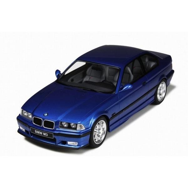 【オットー】 1/12 BMW M3 E36 (ブルーメタリック) 限定 2000台