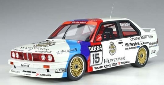 OTTO 1/12 BMW E30 M3 ヴァルシュタイナー #15