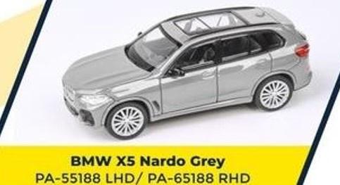 PARA64 1/64 BMW X5 Nardo Grey LHD
