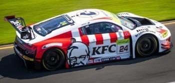 PARA64 1/64 アウディ R8 LMS KFC ケンタッキーフライドチキン 2019 オーストラリア GT選手権 #24 T.Bates