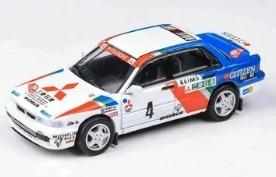 PARA64 1/64 Mitsubishi Galant VR-4 Monte Carlo Rally 1991 #4