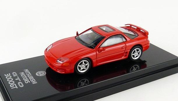 PARA64 1/64 三菱 GTO 3000GT レッド (右ハンドル)