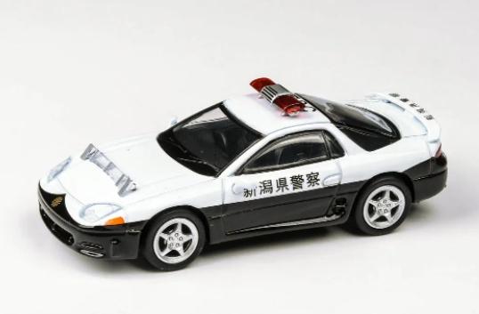 PARA64 1/64 三菱 GTO パトカー RHD