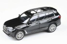 PARA64 1/64 BMW X7 右ハンドル ブラック
