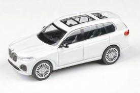 PARA64 1/64 BMW X7 右ハンドル ホワイト