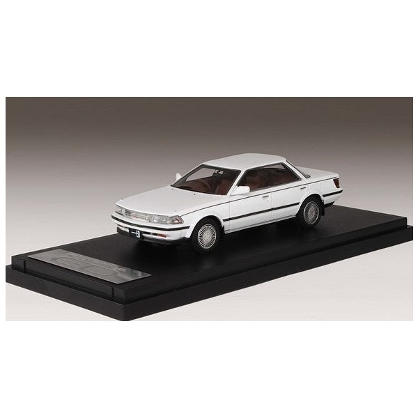 【MARK43】 1/43 トヨタ カリーナED 2.0X 1987 スーパーホワイトII