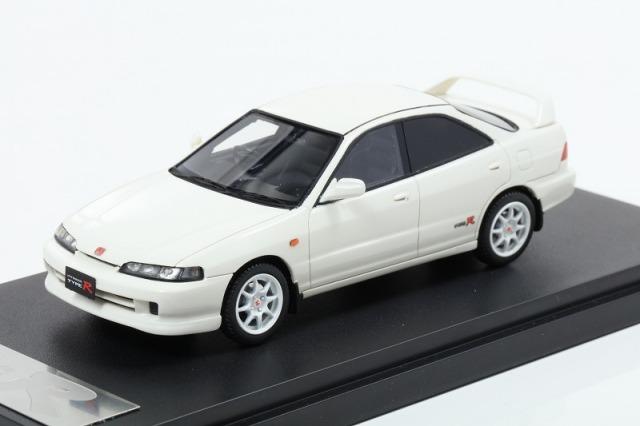 MARK43 1/43 ホンダ インテグラ TYPE R DB8 1995 チャンピオンシップホワイト