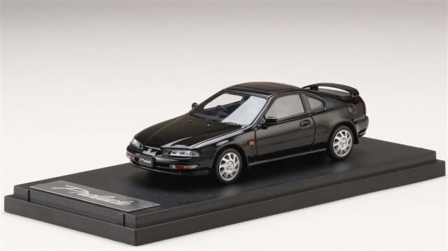 MARK43 1/43 Honda PRELUDE 2.2Si-VTEC (BB4) 1994 後期型 Granada Black Pearl
