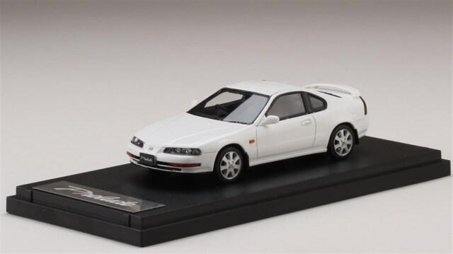 MARK43 1/43 Honda PRELUDE 2.2Si-VTEC (BB4) 1991 前期型 Frost White