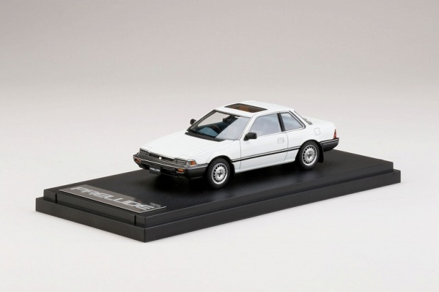 MARK43 1/43 Honda PRELUDE XX AB1 1984 Greek White