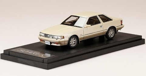 MARK43 1/43 TOYOTA SOARER 2.8GT-LIMITED (Z10) 1984 LIMITED PEARL TONING