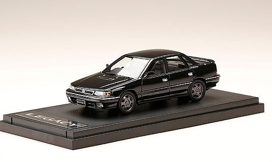 MARK43 1/43 Subaru LEGACY RS (BC5) BLACK MICA