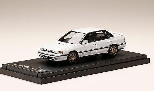 MARK43 1/43 Subaru LEGACY RS (BC5) Customized Version CERAMIC WHITE