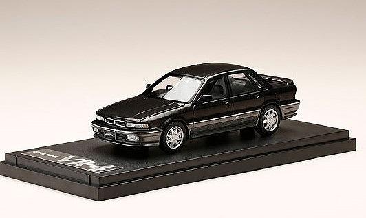 MARK43 1/43 三菱 ギャラン VR-4 (E39A) 1990 ランプブラック/シャトーシルバー 2トーン