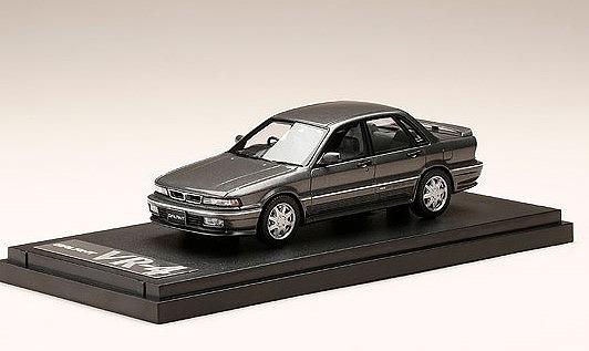 MARK43 1/43 三菱 ギャラン VR-4 (E39A) 1990 シャトーシルバー
