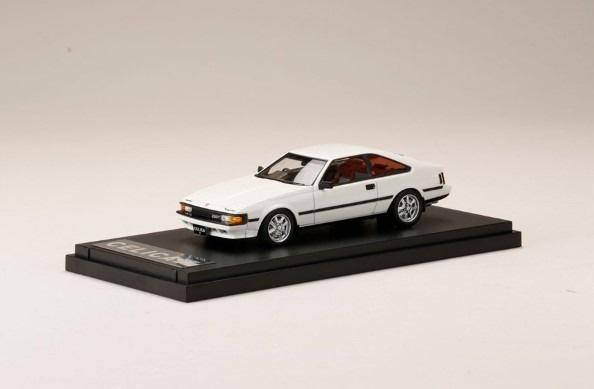 MARK43 1/43 トヨタ セリカ XX A60 2.8GT-リミテッド 1983 スーパーホワイト