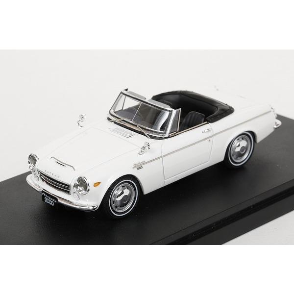 【MARK43】 1/43 ダットサン フェアレディ 2000 (SR311) ホワイト