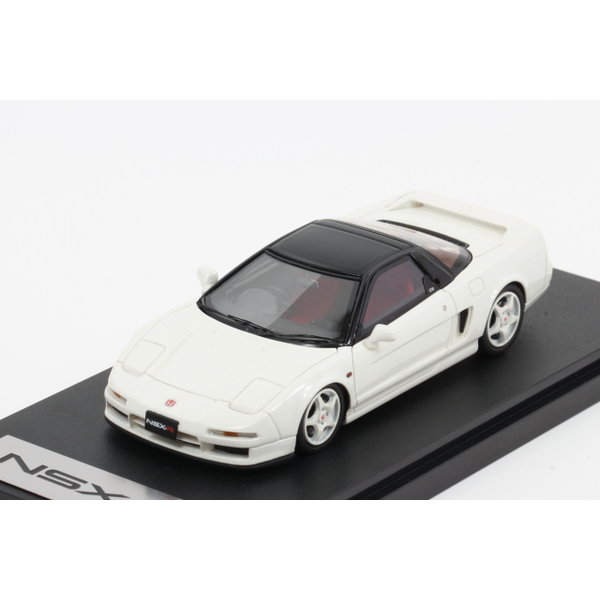 【MARK43】 1/43 ホンダ NSX-R NA1 (チャンピオンシップホワイト)
