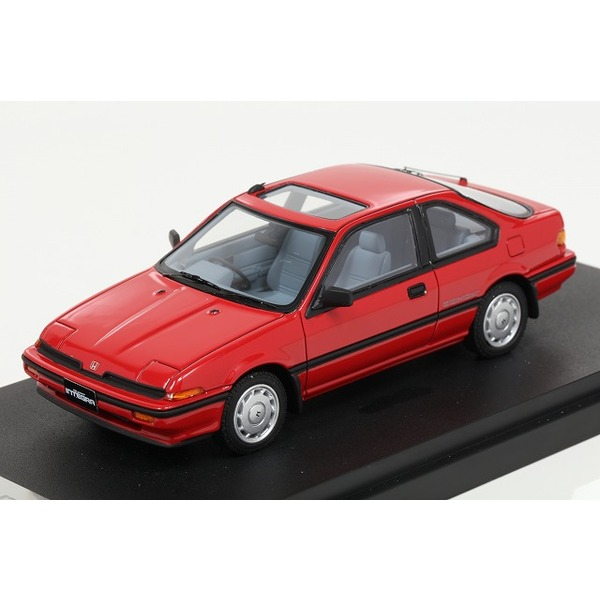 【MARK43】 1/43 HONDA QUINT INTEGRA (AV) GSi  Victoria Red