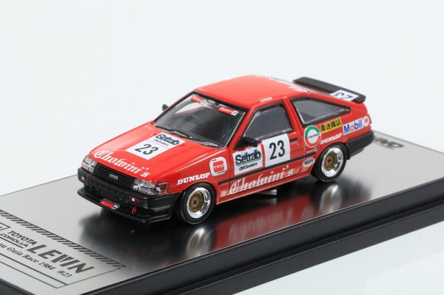 INNO 1/64 トヨタ アルテッツァ RS200 ADVAN #11 マカオGP 2001