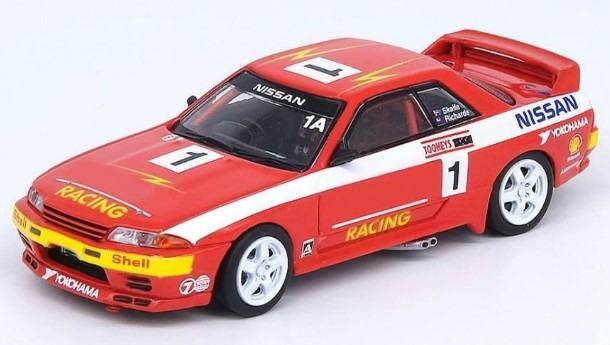 INNO 1/64 Nissan スカイライン GT-R R32 #1 Tooheys 1000 1992