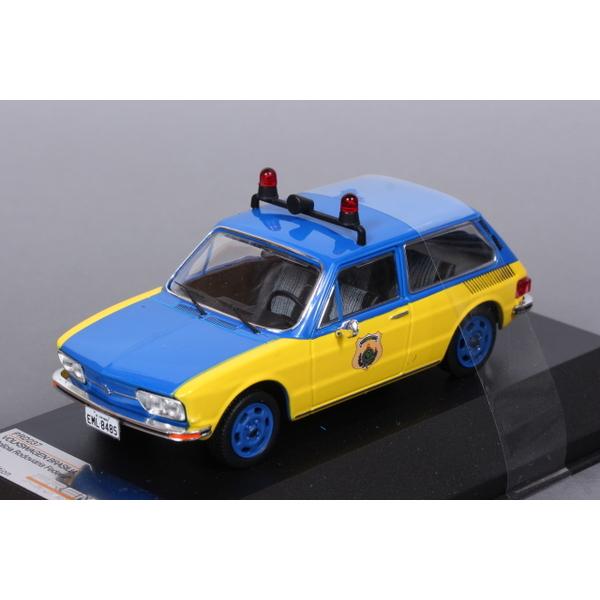 【PremiumX】 1/43 VW ブラジリア 1975 ポリス