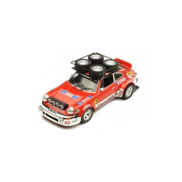 【ixo】 1/43 PORSCHE 911 SC Gr.4 Rallye Monte-Carlo 1980 (Service Car)
