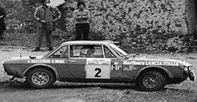 ixo 1/43 ランチア フルビア 1600 クーペ HF 1972 ラリー サンレモ ウィナー #2 A.Ballestrieri / A.Bernacchini