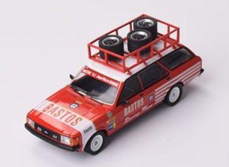 <予約 2021/11月発売予定> ixo 1/43 フォード グラナダ MK II Turnier 1978 ラリーアシスタントカー Bastos
