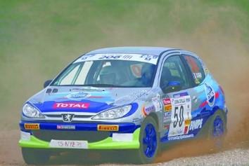 <予約> [ixo] 1/43 プジョー 206 XS 2006年Rallye Terre des Cardabelles 1位  #50  S. Ogier/J. Ingrassia