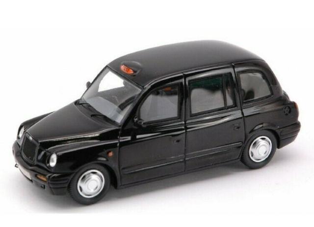 spark 1/43 London Taxi TX1 2002