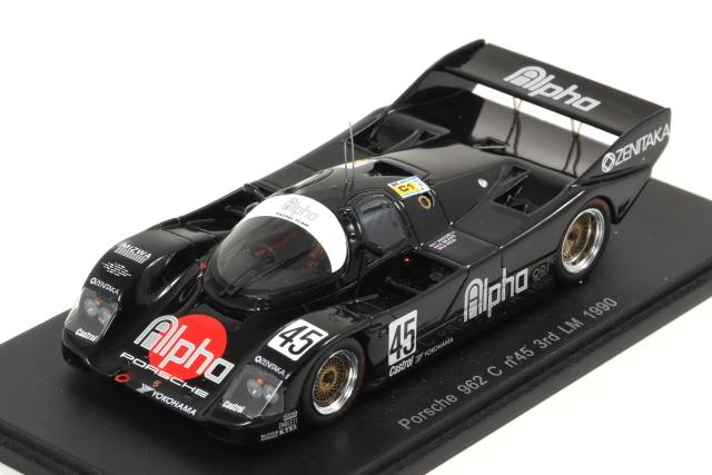 spark 1/43 Porsche 962 C No.45 3rd LM 1990