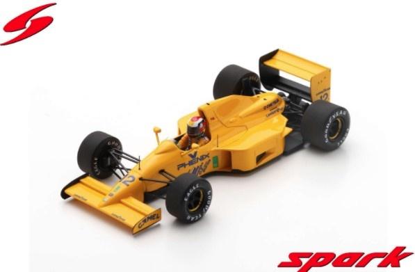Spark 1/43 Lotus 102 No.12 Japanese GP 1990 Johnny Herbert