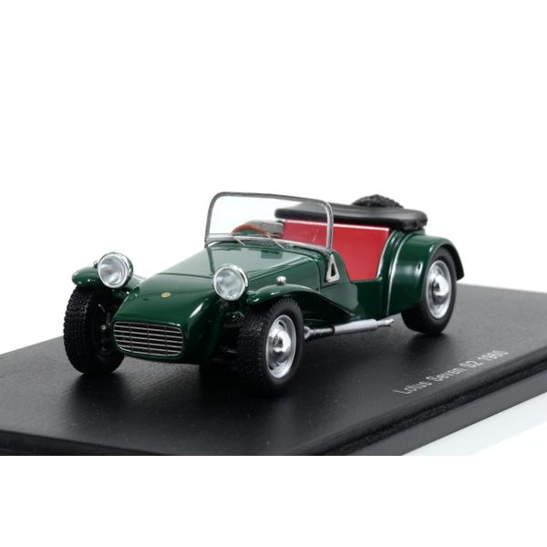 【スパーク】 1/43 Lotus Seven S2 1960