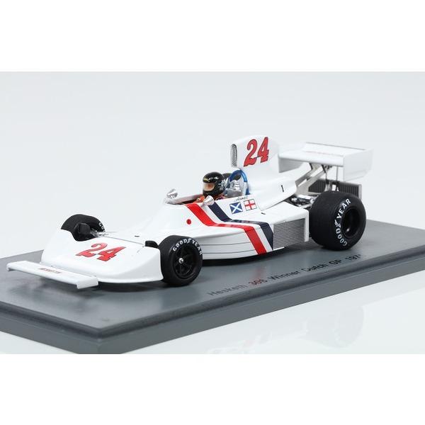 【スパーク】 1/43 Hesketh 308 No.24 Winner Dutch GP 1975 James Hunt
