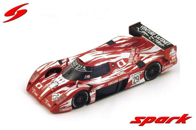 spark 1/43 Toyota GT-One n.29 Le Mans 1998 - G. Lees - T. Boutsen - R. Kelleners